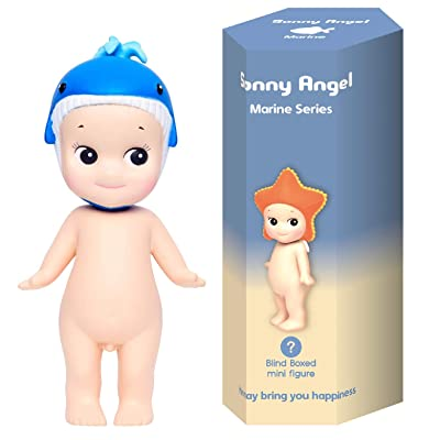 Sonny Angel Marine Series 2020 Mini Angel - 1 Blind Box Mini Figure: Toys & Games