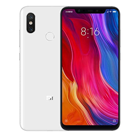 "Xiaomi Mi 8 EU - Smartphone de 6.21"" (Snapdragon 845, RAM de 6"