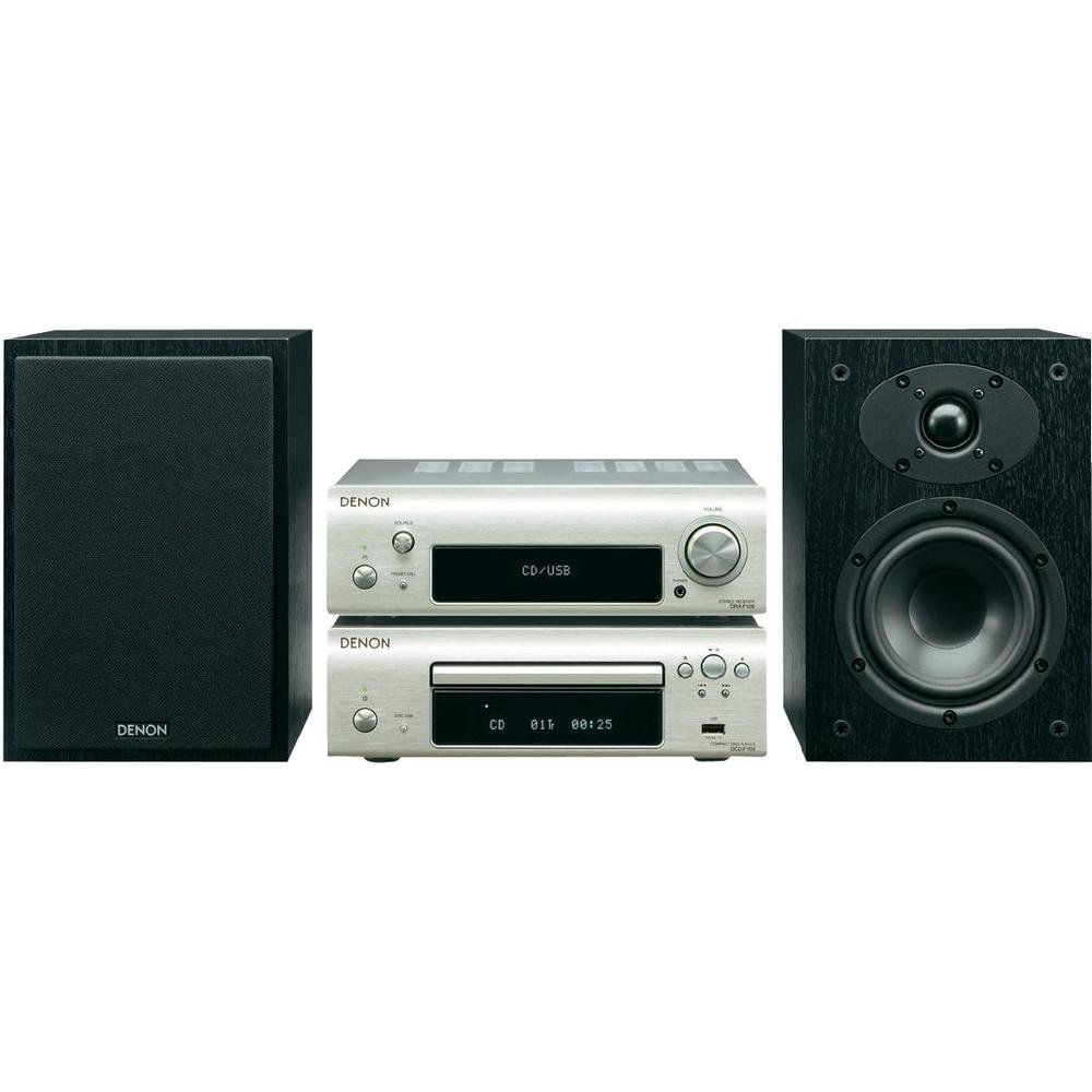 Denon D-F109C Stereo Kompaktanlage thumbnail