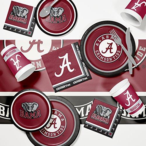 University of Alabama Game Day Party Supplies Kit ()