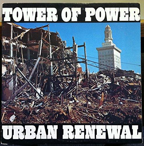TOWER OF POWER URBAN RENEWAL vinyl record (Tower Of Power Vinyl)