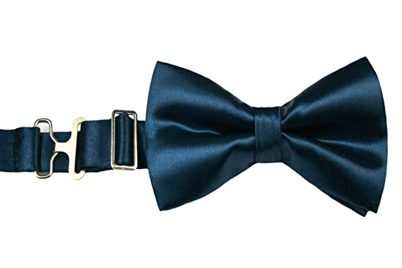6pc Baby Toddler Boy Teen Formal Black Suit Set Or 1pc Satin Bow tie Only Sm-20