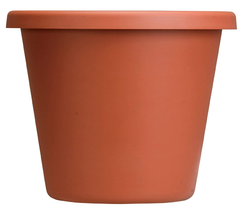 Akro Mils LIA24000E35 Classic Pot, Clay Color, 24-Inch