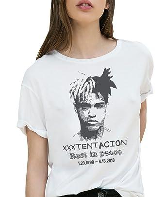 f750cbef3 Egoteest Xxxtentacion Shirts - RIP Xxxtentacion - Xxxtentacion Tribute Shirt  - Hip Hop Legend - 2018