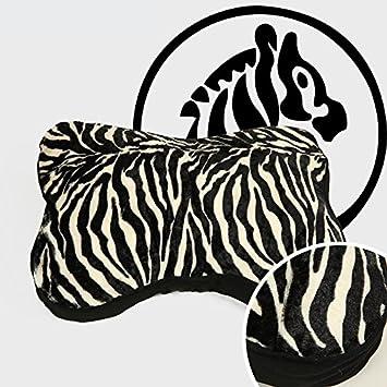 Cojín para perros de interior suave Cuna cucce dogshore Zebra alta calidad (68 x 50 x 8 cm.): Amazon.es: Jardín