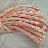 5/8'' By 150 Feet 12 Carrier, 24-Strand Arborist Bull Rope