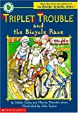 Triplet Trouble and the Bicycle Race, Debbie Dadey and Marcia Thornton Jones, 059090731X