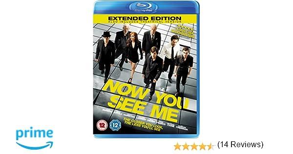 Now You See Me [Blu-ray] [Reino Unido]: Amazon.es: Jesse ...