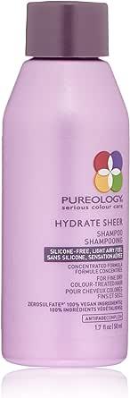 Pureology Hydrate Sheer Shampoo, 50 ml
