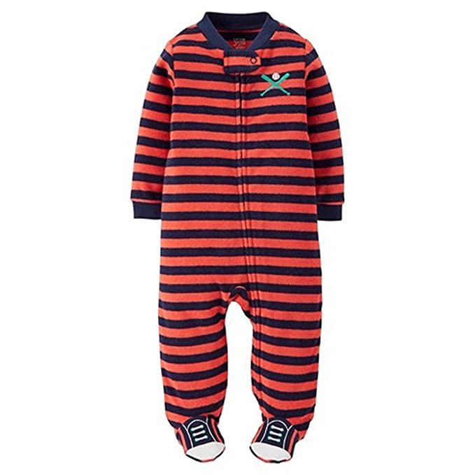 e0940a4e58b3 Amazon.com  Just One You Made By Carter s Baby Boys Infant  Terry ...