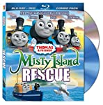 Cover Image for 'Thomas & Friends: Misty Island Rescue (Two-Disc Blu-ray/DVD Combo)'