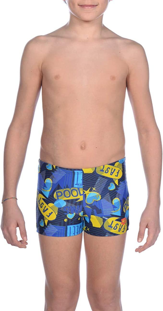 ARENA B Cheerfully Jr Short Pantaloncino Nuoto Bambino