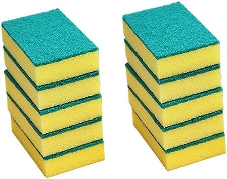 TopBATHY - Esponja de limpieza para lavavajillas, limpieza mágica ...