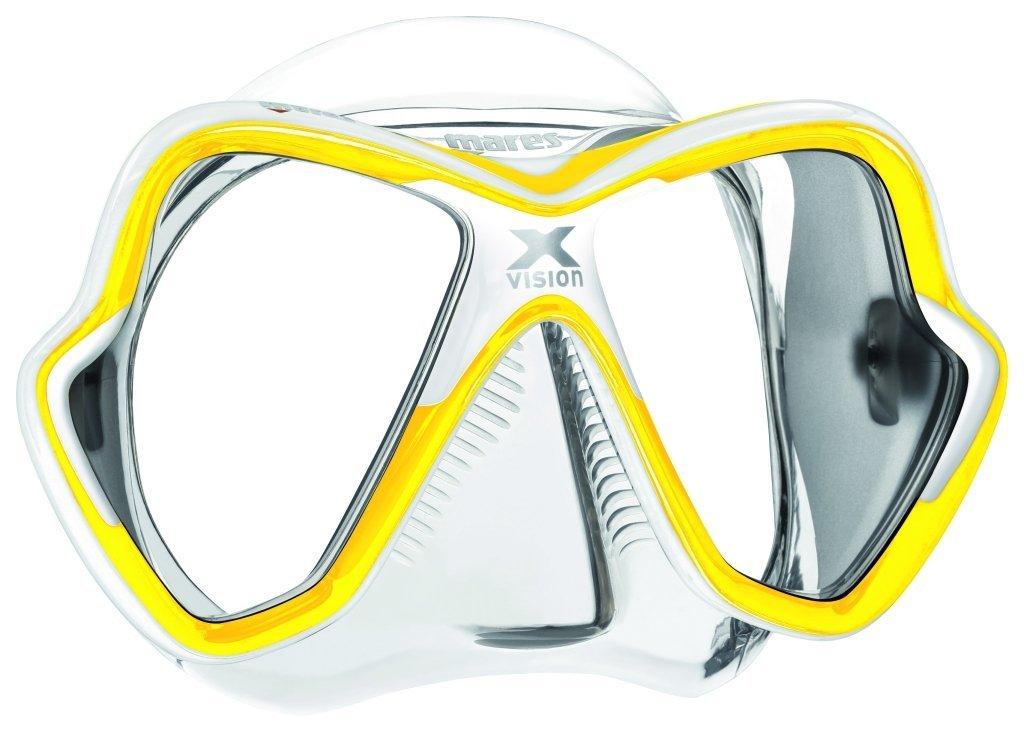 MARES X-Vision 14 - Maschera da Sub Unisex, Taglia BX