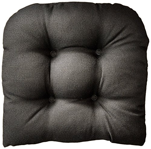 (Klear Vu Gripper Non-Slip Omega Tufted Universal Chair Cushion, 17