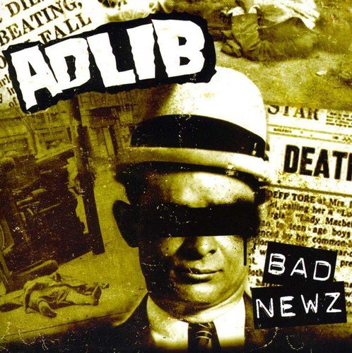Ad-Lib - Bad Newz (CD)