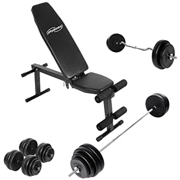 Weight bench raw