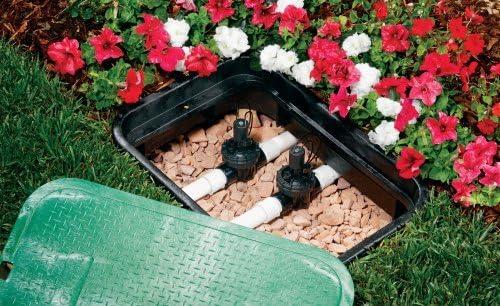 Renewed Toro 53708 1-Inch Jar Top Underground Sprinkler System Valve