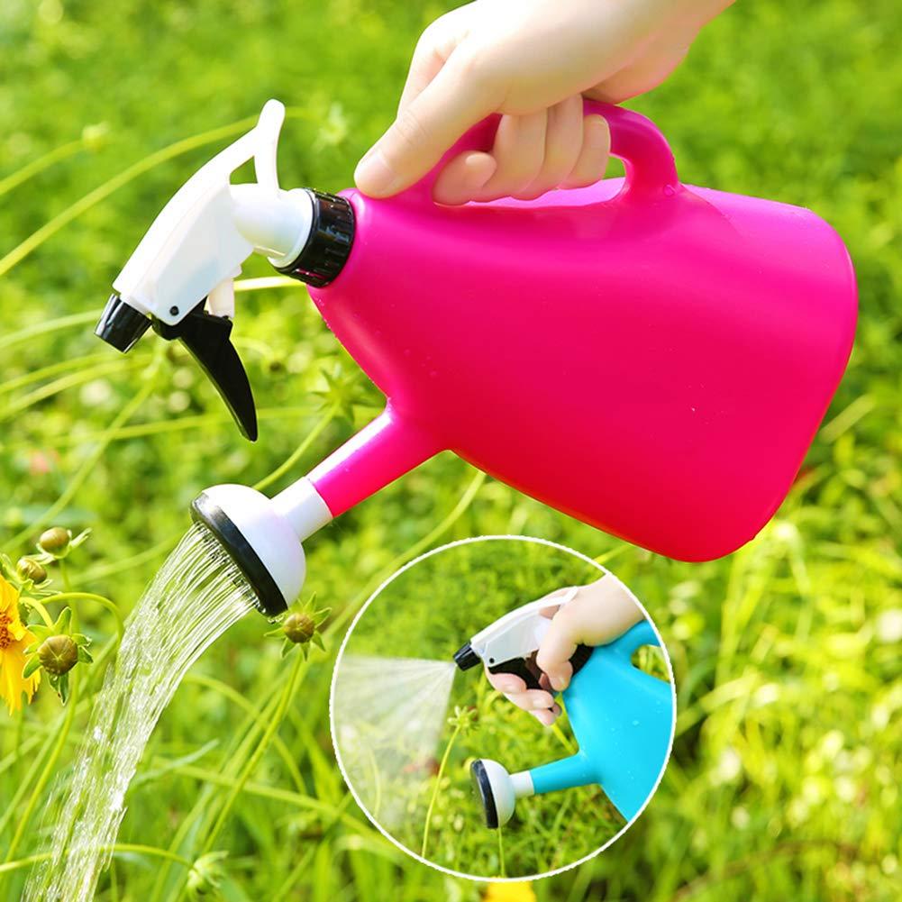 TELLW Sprinkling Kettle Watering Flower Pot Small Watering jar Household Spray Kettle Gardening Planting Tools Small Sprayer air Pressure Watering by TELLW (Image #3)
