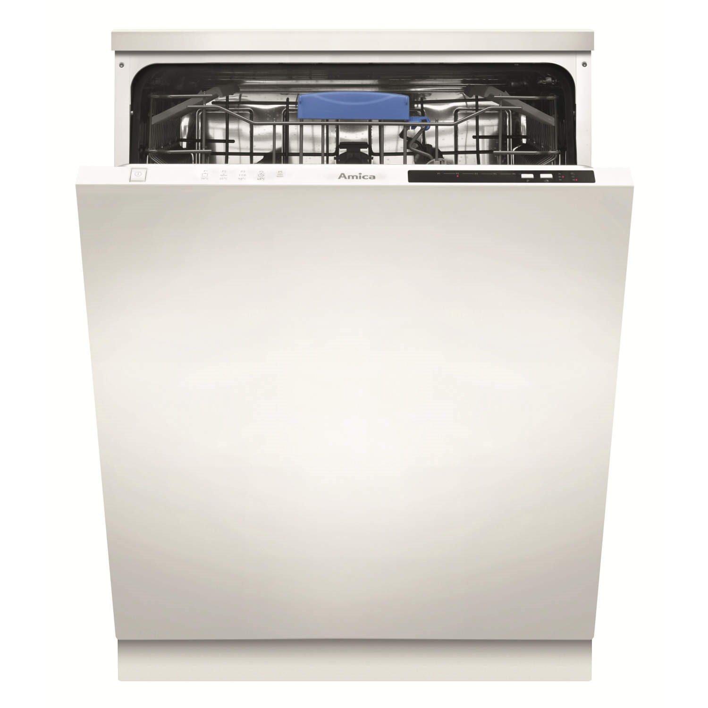 Amica ZIV615 Totalmente integrado 12cubiertos A+ lavavajilla ...