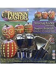 Pumpkin Masters Decorating Punches Pumpkin Carving Tool Kit