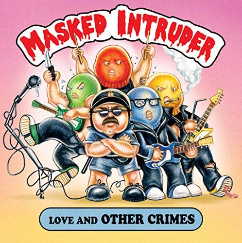 Vinilo : Masked Intruder - Love And Other Crimes (LP Vinyl)