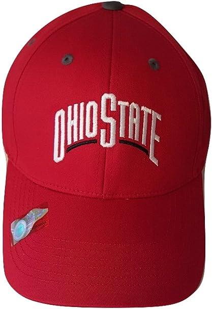 NCAA Ohio State Buckeyes Two Tone Adjustable Snapback Cap