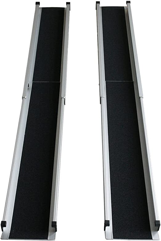 Rampa per sedia a rotelle Rampa telescopica 152 cm