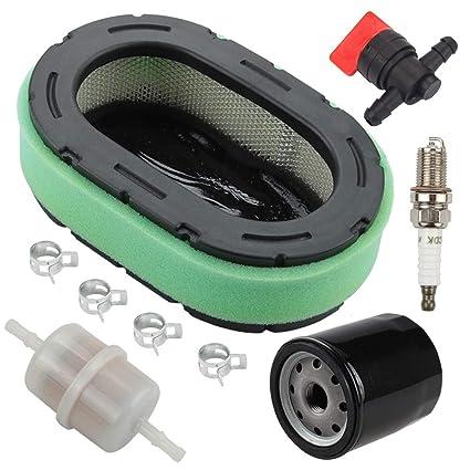 Amazon.com: Yermax - Kit de filtro de aire para Mtd Cub ...