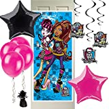 Monster High Party Decoration Kit
