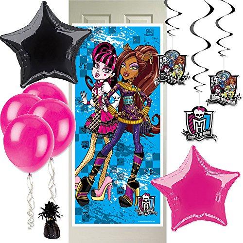 Monster High Party Decoration Kit (Monster High Kit)