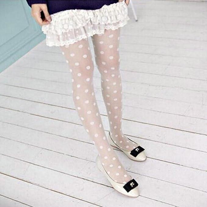 Shiny pantyhose nh