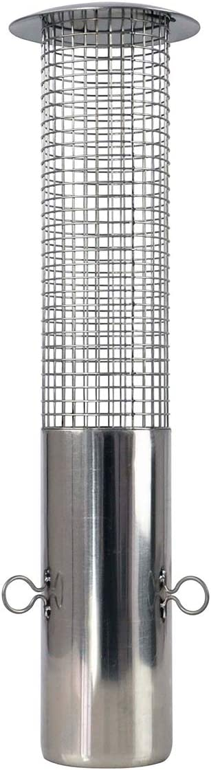 for Medium Size Tent Stoves with 2.5 Inch Chimney Pipes Winnerwell Spark Arrestor 2.5 Inch
