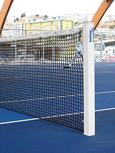Softee-Red Tennis Linea Premium 4 mm