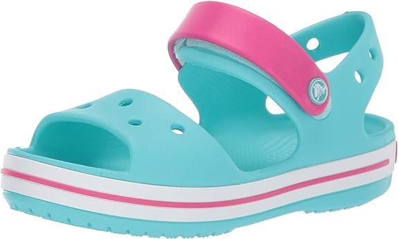 Crocs Unisex Kids' Crocband Sandal,Crocs,12856