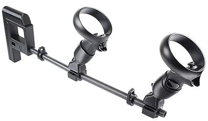 VR Carbon Fiber Controller Stock Rifle Adapter for Oculus Rift S & Quest