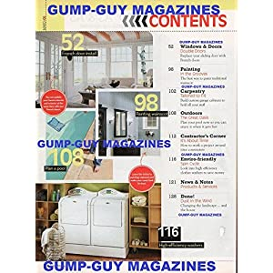 Do! March 2006 Magazine INSTALL A NEW BATHROOM SINK IN 5 STEPS Build Custom Storage: For All Your Needs