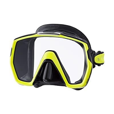 Tusa M1001 FREEDOM HD Scuba Diving Mask