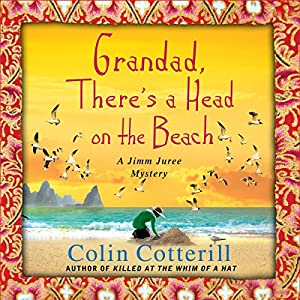 Grandad, There's a Head on the Beach Audiobook