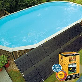 Smartpool s601p sunheater solar heating system for in ground pool swimming pool for Solar heaters for swimming pools