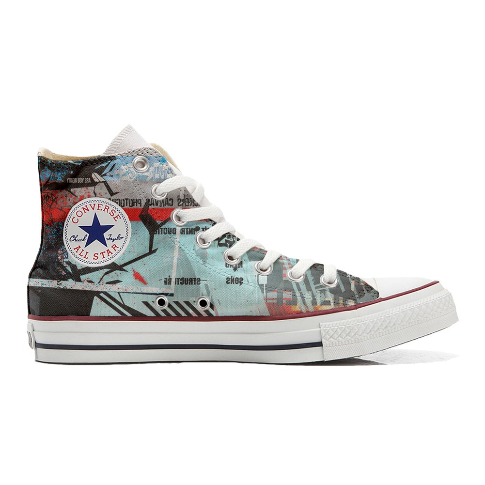Schuhe All Converse All Schuhe Star Custom, Personalisierte Schuhe (Handwerk Produkt Customized) Straße Style - 562542