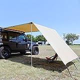 car awning - Tuff Stuff 6.5' Awning Shade Wall & Wind Break Panel