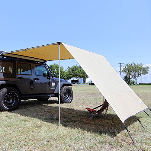 Tuff Stuff Overland TS SW-6.5 Awning Shade Wall 6.5 X 8 Foot ()