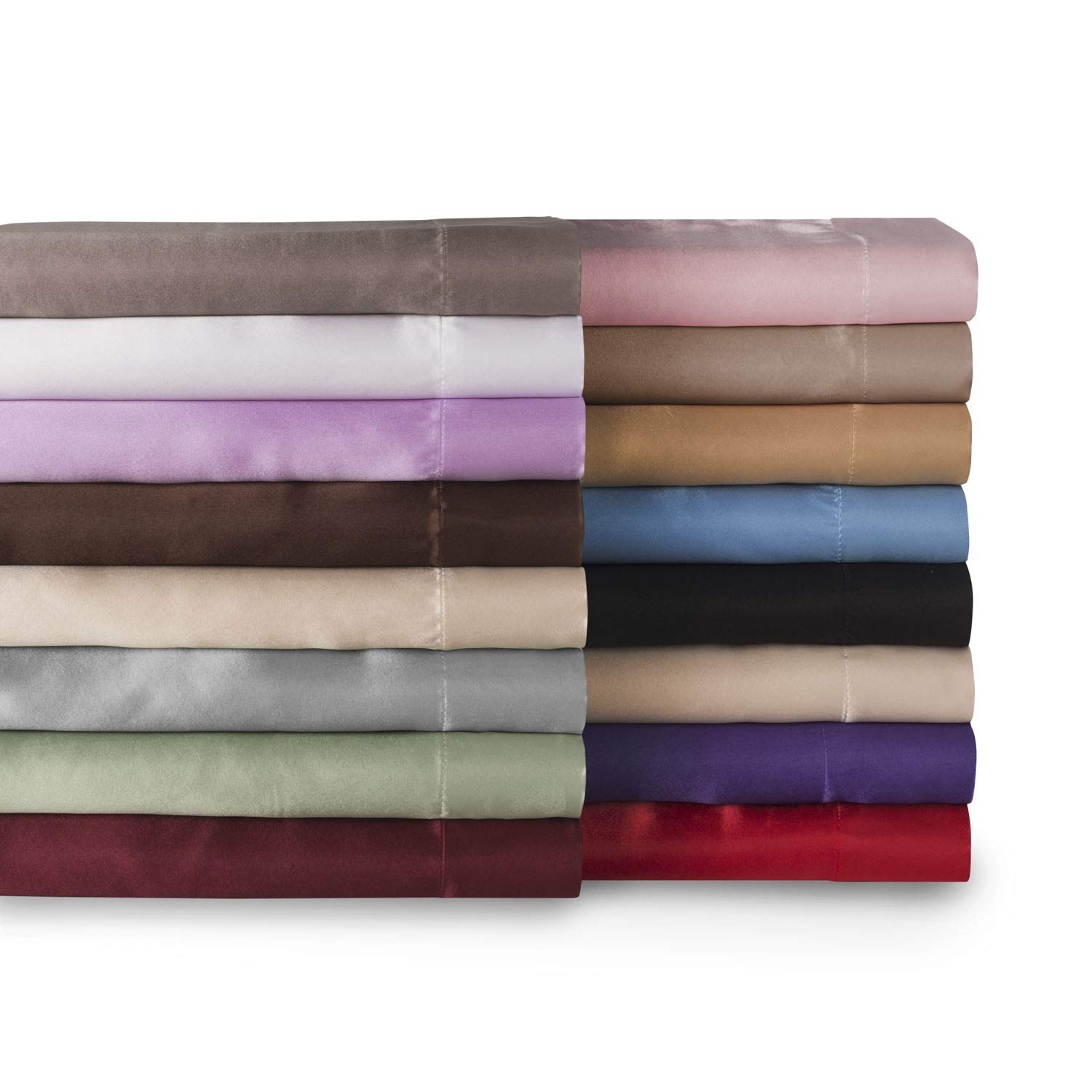 Super Saturday Sweet Dreams Satin Sheet Set With Extra