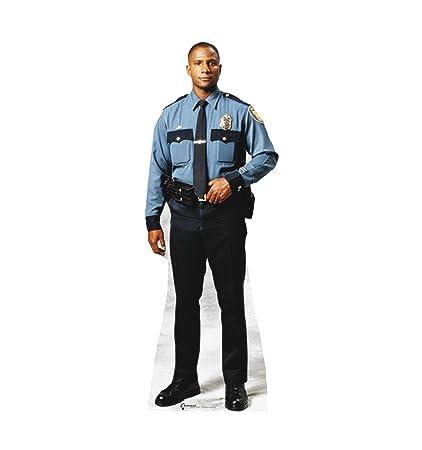 848b9efe22f Amazon.com  Advanced Graphics Policeman Life Size Cardboard Cutout Standup   Home   Kitchen