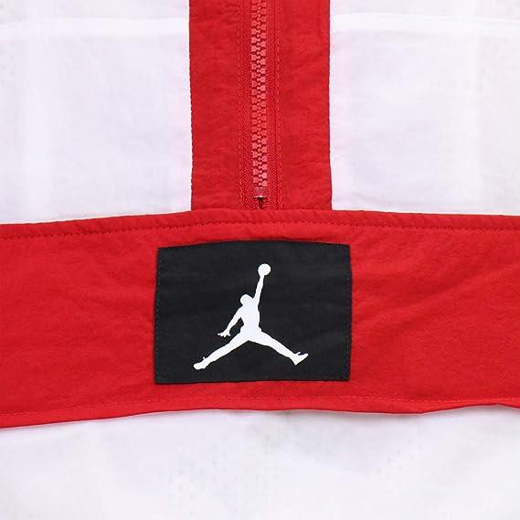Nike Jordan Wings Windwear - Chaqueta de Chándal Hombre - Blanco ...