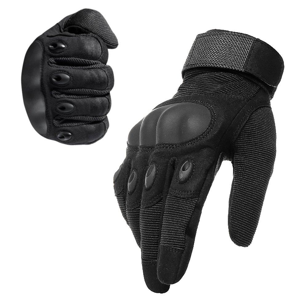 KT-SUPPLY Motorrad Handschuhe Vollfinger F/ür Painball Airsoft Milit/är Und Taktischen Aktivit/äten