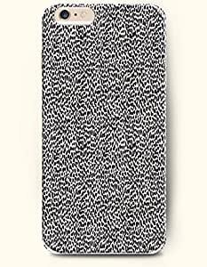 Black And White Abstrat Print - Animal Print - Phone Cover for Apple iPhone 6 ( 4.7 inches) - OOFIT Authentic iPhone Case