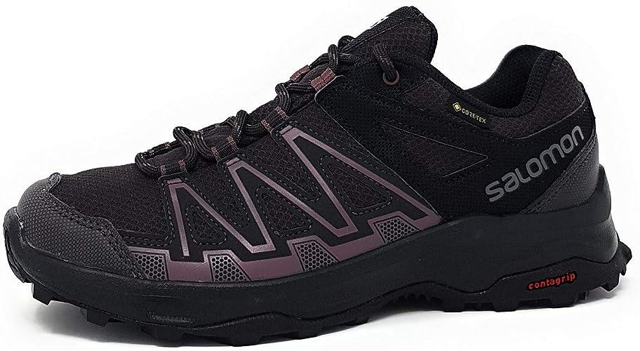 SALOMON Damen Leonis GTX Walking Schuh: : Schuhe