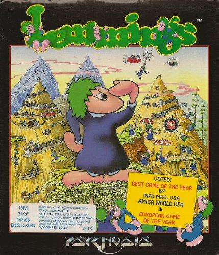 lemmings game - 7